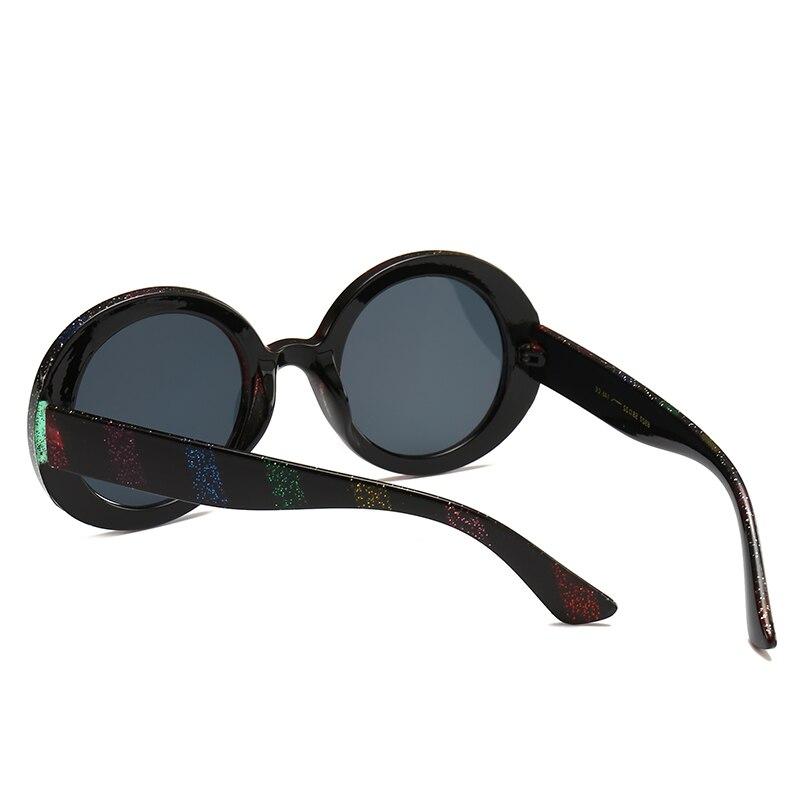 c03 Arcobaleno Di Vintage Cornice Scintillio Modo Rotondo Stile Marca Nuovo De C04 Sole Occhiali Gafas Disegno Degli Donne c05 c01 c02 Sol Uomini Da Meroafly q6gfyKa6