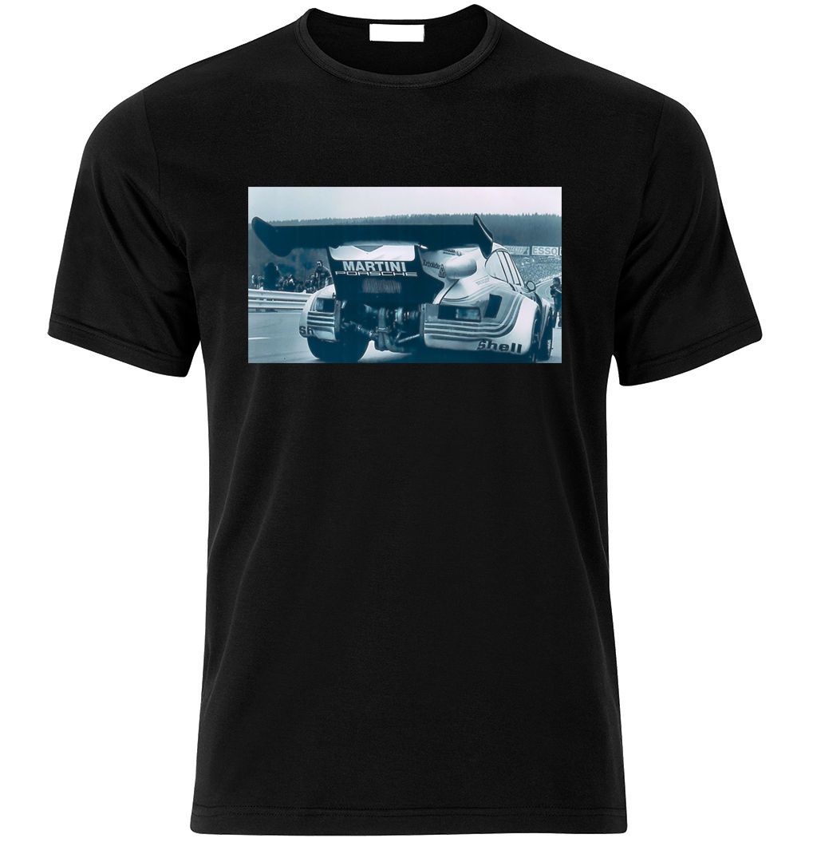 Designer Mens Short Sleeve 911 RSR TURBO 1974 vintage Fan T Shirt T-SHIRT Weihnachtsgeschenk