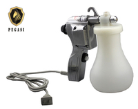 PEGASI Fast Free Shipping 220V Electric Textile Cleaning Spray Gun Water Gun Screen Printing Gun High Pressure Gun