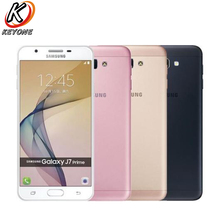 "New Original Samsung Galaxy J7 Prime G610YD Handy 5,5 ""1920X1080 octa-core 3 GB 32 GB ROM LTE 13.0MP Dual SIM Android Telefon"
