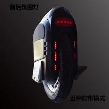 Новейший Gotway Msuper X 19 дюймов Электрический Одноколесный велосипед, самобалансирующий скутер одно колесо 2000 Вт мотор, Nesest материнская плата, высокая мощность MOS
