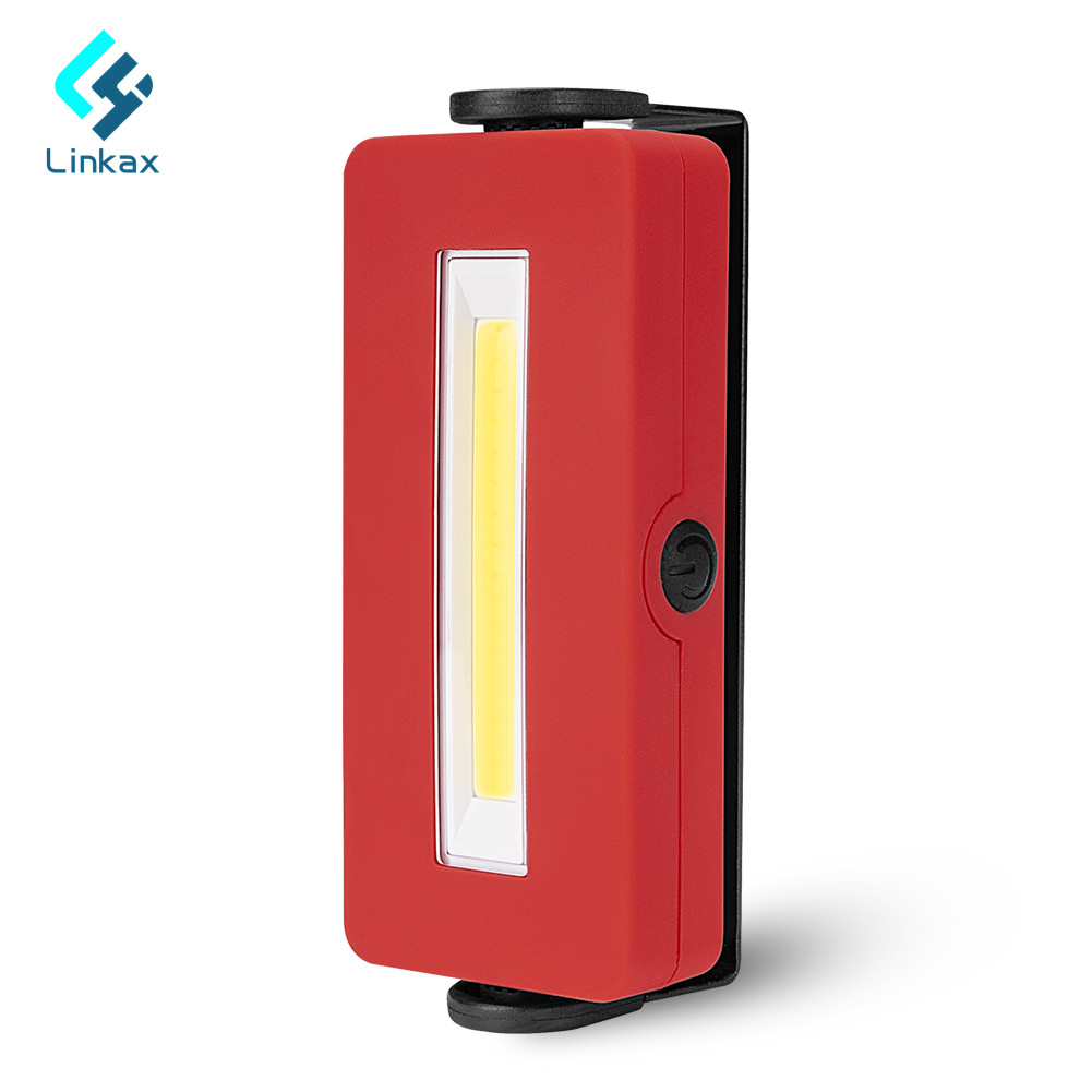 Multi-function COB Work Lamp LED Portable Lantern Single Mode Emergency Portable Spotlight Floodlight For Camping Light