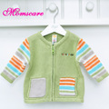 2016 Autumn Baby Sweaters Infant Knitted Shirt 100% Cotton Newborn Cardigan Boys Girls Knitting Outerwear Children's Clothes