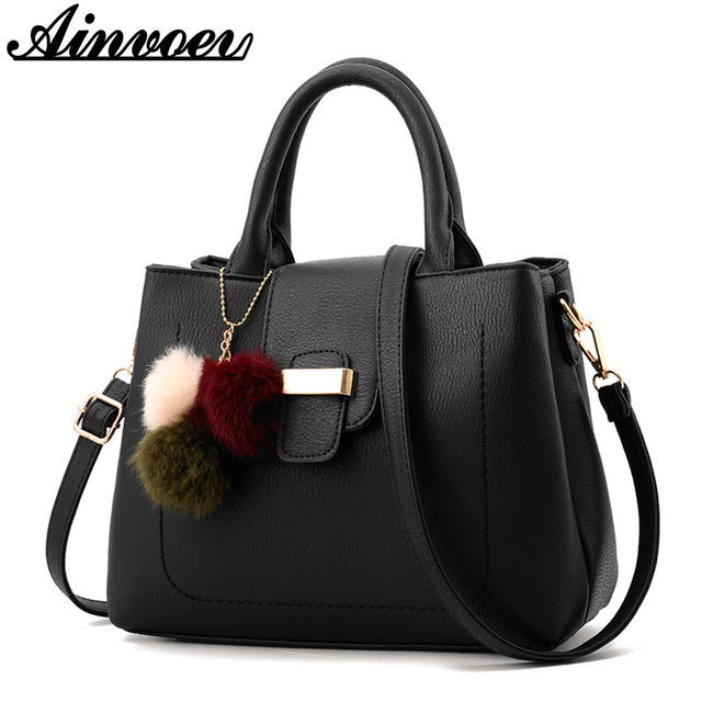 Ainvoev 2017 New Handbags European And American Style Women Bags Version Of The Fashion Shoulder