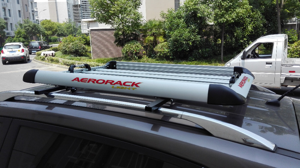 Luggage Rack For Suv Awesome 6060cm Aluminium Alloy Universal Luggage Carrier Fit For SUV Car