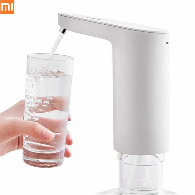 Asli Xiaomi Xiaolang Otomatis Mini Touch Switch Pompa Air Nirkabel Rechargeable Electric Dispenser Pompa Air Withtds Test
