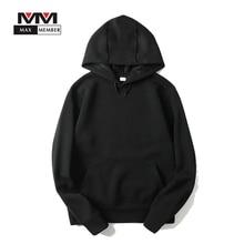 Solid Big Pocket Drawstring Cap Hoodies Sweatshirts Hooded Coat Autumn Warm Streetwear Harajuku Hoodie Clothing недорого