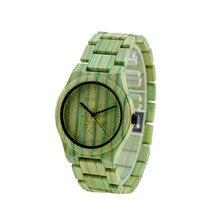 ساعة BEWELL الفاخرة من أفضل الماركات من خشب الخيزران الطبيعي erkek kol saati العشاق للهدايا ساعات المعصم للرجال ساعات relogio masculino 105DG