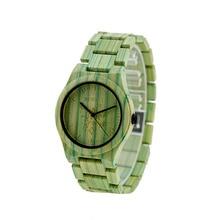 BEWELL luxe top marque bambou naturel bois montre erkek kol saati amant cadeau horloge hommes montres bracelet relogio masculino 105DG