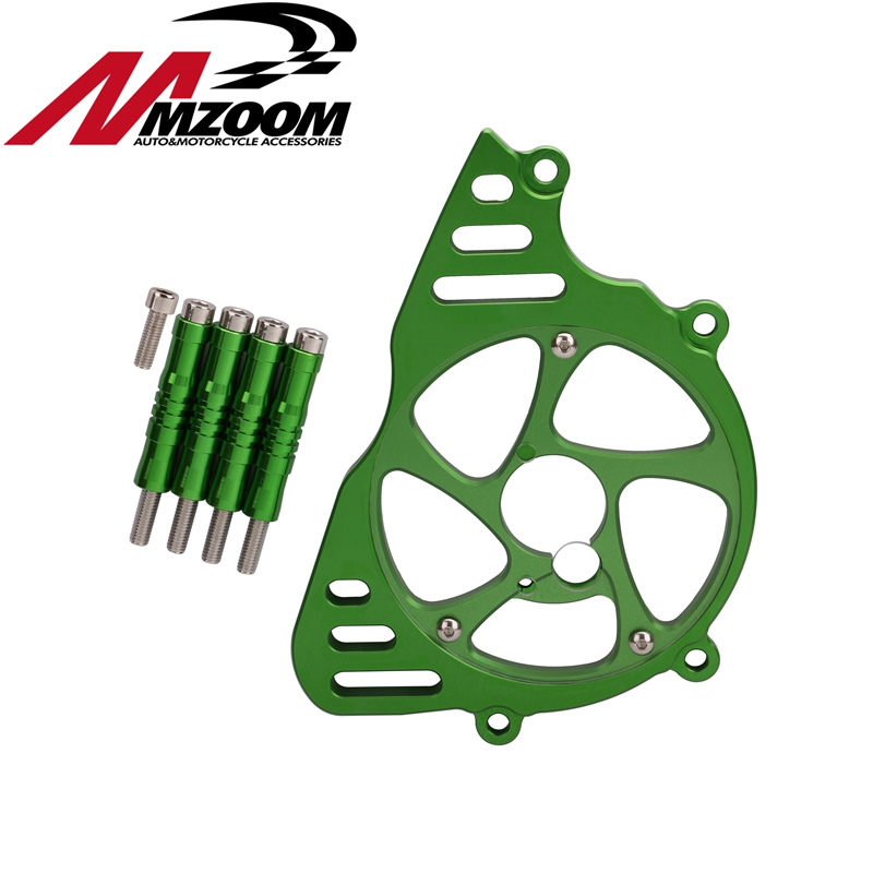 Free shipping Motorcycle Accessories Left Side Sprocket Chain Guard Motor Cover For KAWASAKI Z1000 2010-2016 chain sprocket cover assy for chainsaw 61 262 266 268 272 free shipping partner chain brake parts 503 73 66 01