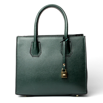 New Fashion  Women Handbags 100% Cow Genuine Real Leather Ladies Shoulder Bags Female Girl Brand Luxury Crossbody Bag