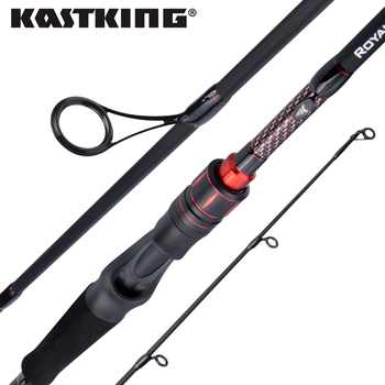 KastKing Royale Legend Ultralight Carbon Fishing Reel Spinning Casting Rod with FUJI Guide Rings UL/M/MH/H Action Travel Rod - DISCOUNT ITEM  48 OFF Sports & Entertainment
