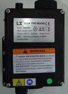 Image 2 - 욕조 & 스파 욕조 히터 및 스파 풀 히터 LX H20 RSI 스파 히터 2kw 조절 식 온도 조절기