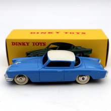DeAgostini 1:43 Dinky jouets 540 24Y Studebaker Commander Projet Catalogue modèles moulés sous pression édition limitée Collection Auto jouets voiture