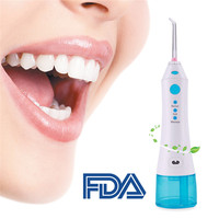 Dental Scaler Water Flosser Irrigator Reduce Bacteria Toothpick Oral Care Tooth Cleaner Interdental Cleaning Brushes US