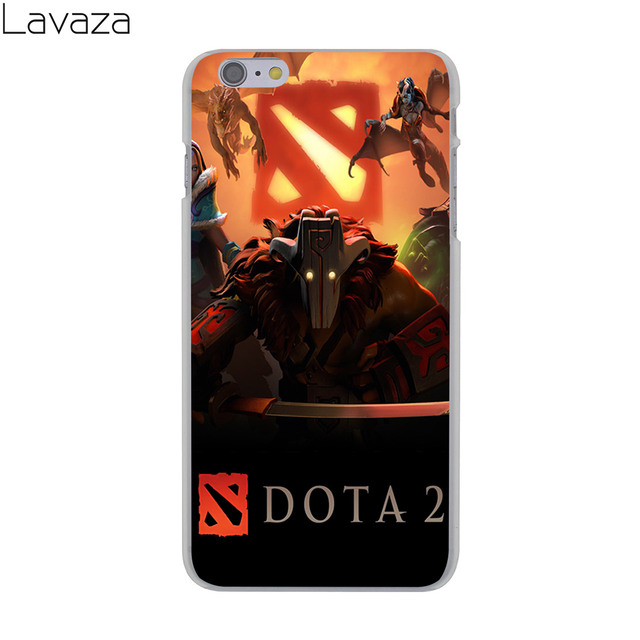 Dota 2 logo Hard Case for iPhone