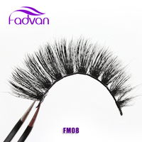 Full Stripe False Eyelashes 1 Pair Stunning Makeup Handmade High Volume Natural False Eyelashes Eye Lashes