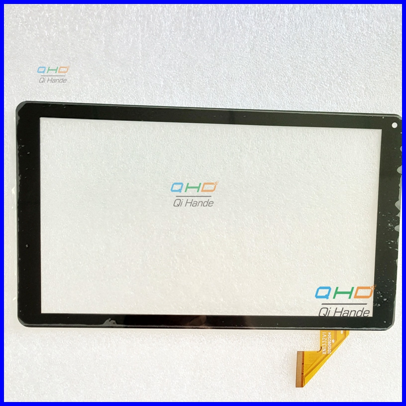 High Quality New For 10.1'' inch XN1332V1 Touch Screen Digitizer Sensor Replacement Parts Free Shipping new 8 inch touch screen panel digitizer sensor repair replacement parts for onda v80 plus oc801 touch free shipping