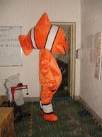 Nowy clown fish dinozaury fursuit kostiumy halloween party kostium fancy dress maskotki kostium christmas gift