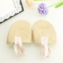 Rhythmic Gymnastics Shoes Half Dance Shoes Microfiber Girls Kids Women Belly Shoes
