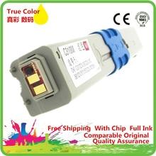 Color Compatible Toner Printer Cartridge Replacement For OKI MC562 MC561 MC 562 561 M C562 C561 44973508 44469722 - 44469724 tpohm mc561 high quality color copier toner powder for oki data mc561 mc 561 44469810 1kg bag color free shipping by fedex