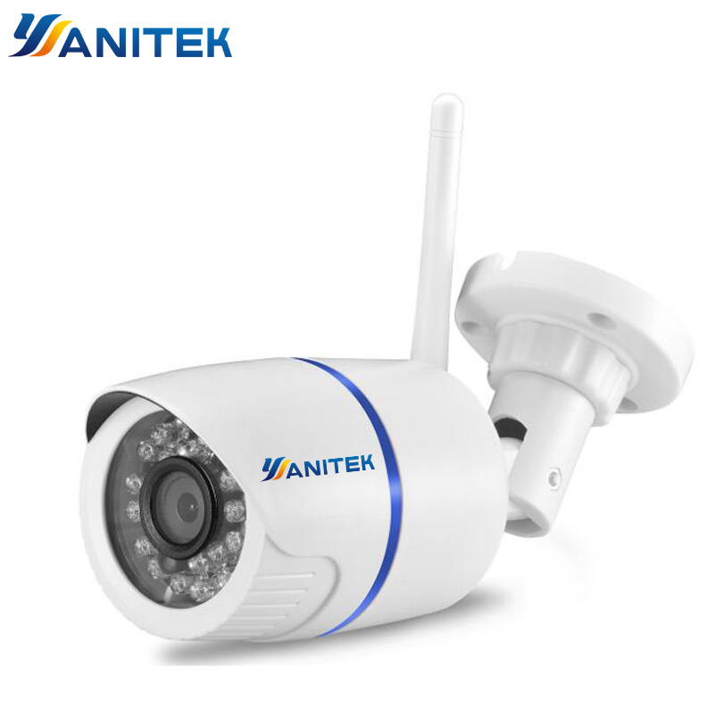 5MP HD 1080P IP Camera Outdoor WiFi Home Security Camera 720P 960P Wireless Surveillance Wi Fi Bullet Waterproof IP Onvif Camara