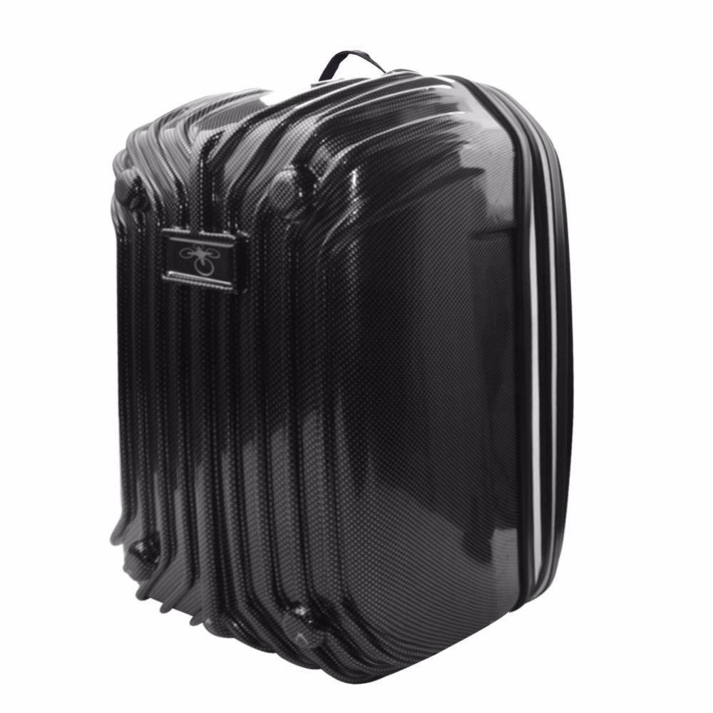 Prix pour Phantom 4/3 dur coquille imperméable sac à bandoulière appropriés fo dji p4 UAV Accessoires