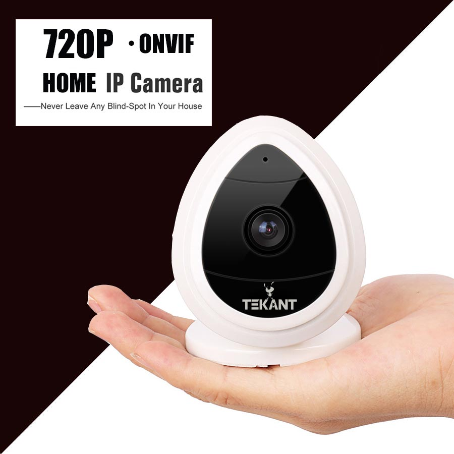 P2P Wifi IP Camera HD 720P Wireless Camera H.264 ONVIF Mini Webcam 1.0MP Security Camera Free IOS & Android APP TEKANT 3.6MM детская игрушка new wifi ios