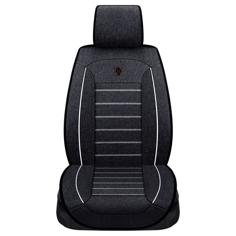 New high quality flax Car Seat Covers Universal Auto Comfortable for Volvo xc90 xc60 S60L V40 V60 v70 S60 C70 s80 Car styling