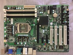 Image 1 - 100% OK الأصلي جزءا لا يتجزأ من IPC اللوحة الرئيسية BIB75AHB 01 ATX اللوحة الصناعية 4 * PCI 7 * COM 2 * LAN مع ذاكرة الوصول العشوائي LGA1155 وحدة المعالجة المركزية