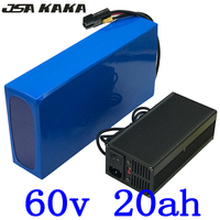 60 V 20AH аккумулятора электроскутера 60 V 20AH электрический велосипедный аккумулятор 60 V 20AH литиевая батарея для 60 V 1500 W 2000 W двигателя