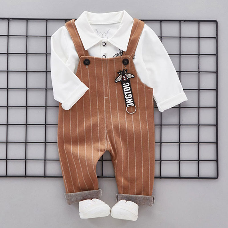Newborn Baby Boy Clothing Set Toddler Child Kids Warm Spring Fashion Outerwear Children's Boys Clothes Suit Infant Babies Cloth цены