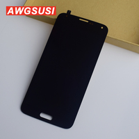 Adjustable for Samsung Galaxy S5 SM G900 SM G900F G900 Touch Screen Sensor Glass + LCD Display Monitor Module Panel Assembly