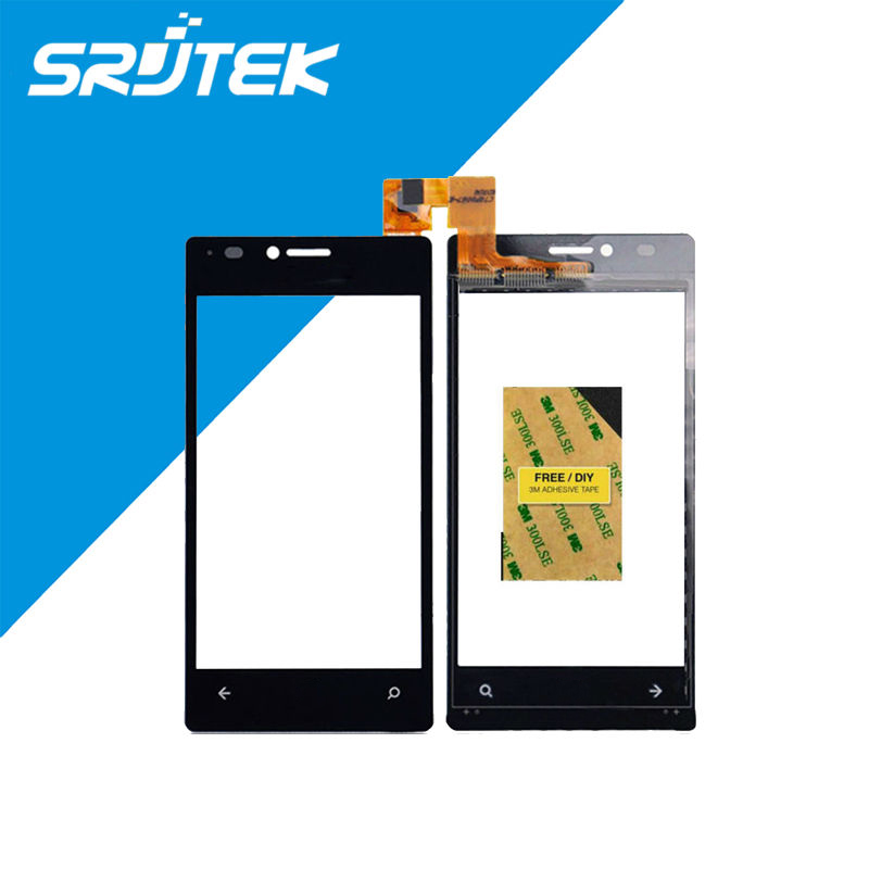 For Alcatel One Touch Pop 3 OT-5025 5025D Touch Screen Digitizer External Glass Replacement Parts Mobile Phone Sensor
