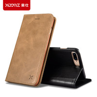 Luxury For Iphone 7 4 7 Flip Cover Case Genuine Real Leather Wallet Icarer XOOMZ Brand