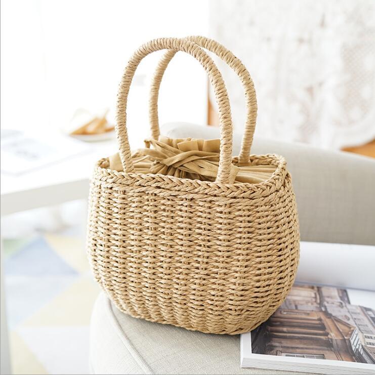 Berömda Designer Ladies Vävda Knitting Messenger Crossbody Väskor - Handväskor - Foto 1