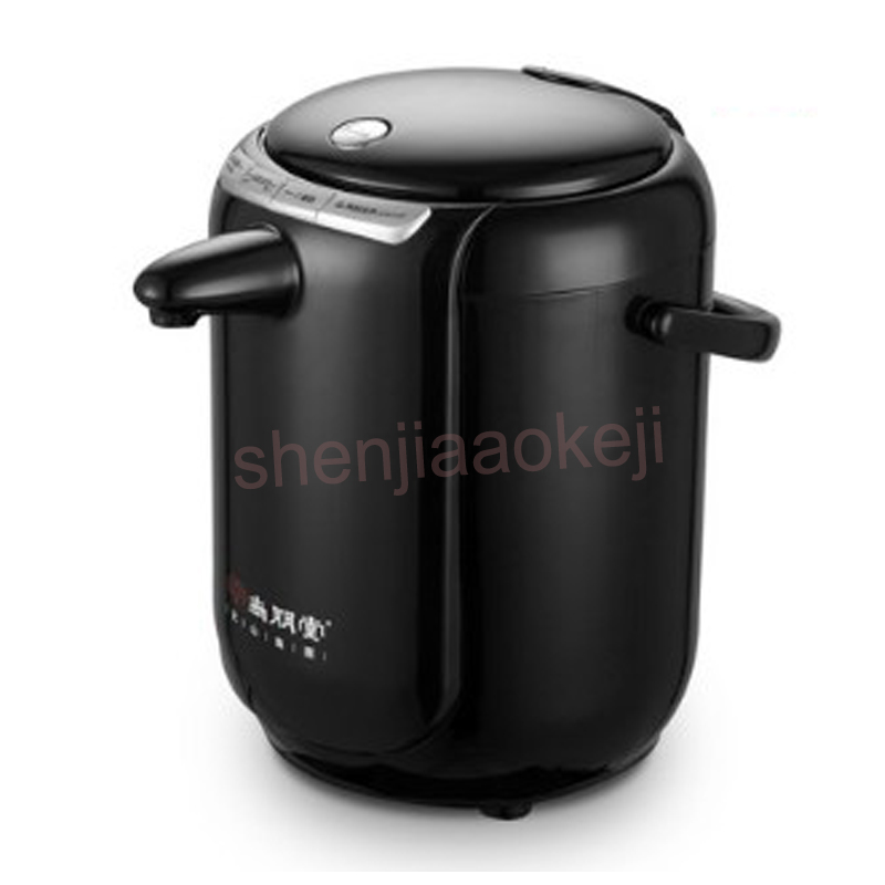 220V Electric kettle stainless steel automatic thermos bottle 60 degree 90 degree Two section heat preservation kettle 1300w 1pc|Food Processors| |  - title=