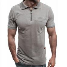 b56e44c3a8449 Galeria de collar polo shirt por Atacado - Compre Lotes de collar polo  shirt a Preços Baixos em Aliexpress.com