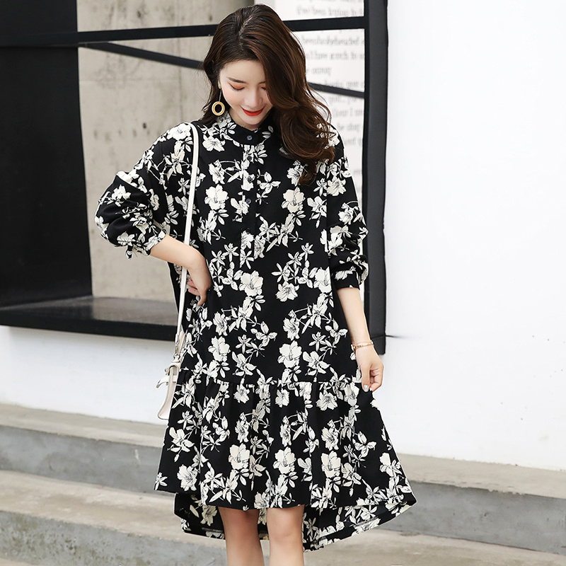 Dresses Maternity Clothing Women Dress Mom Pregnant Nursing Baby Maternity Solid Long Sleeve Dress Clothes Maternity Dresses For Pregnant Photo Shoot Cloth Distinctive For Its Traditional Properties