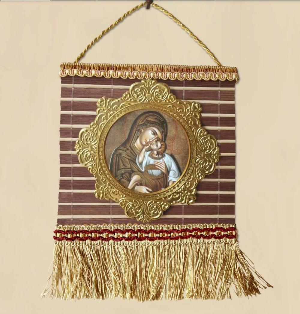 Cheap home decora byzantine fashion wall art bamboo craft for Fashion designer craft sets