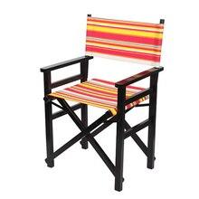 Водонепроницаемый директоров чехлы на стулья для использования на природе, для отдыха Пикник подледной рыбалки съемный сад Холст сиденье Стул Cover Protector Set