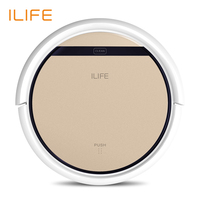 ILIFE V5s Pro Robot Vacuum Cleaner Updated Wet Cleaning Floor Washing New House Sweeping Cleaning Working