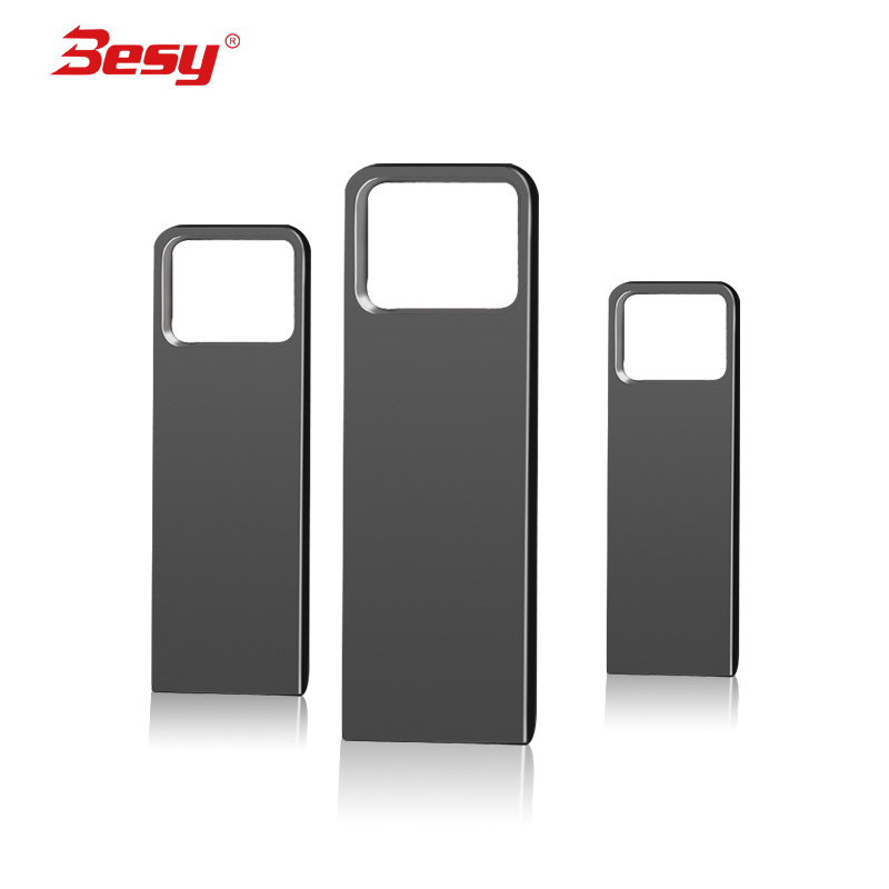 2019 newest flash memory stick 4GB 8GB 16GB pen drive usb flash drive 32GB 64GB 128GB pendrive metal usb stick flash disk on key(China)