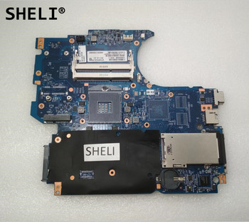 SHELI For HP 4530s 4730s Motherboard Integrated 687939-001