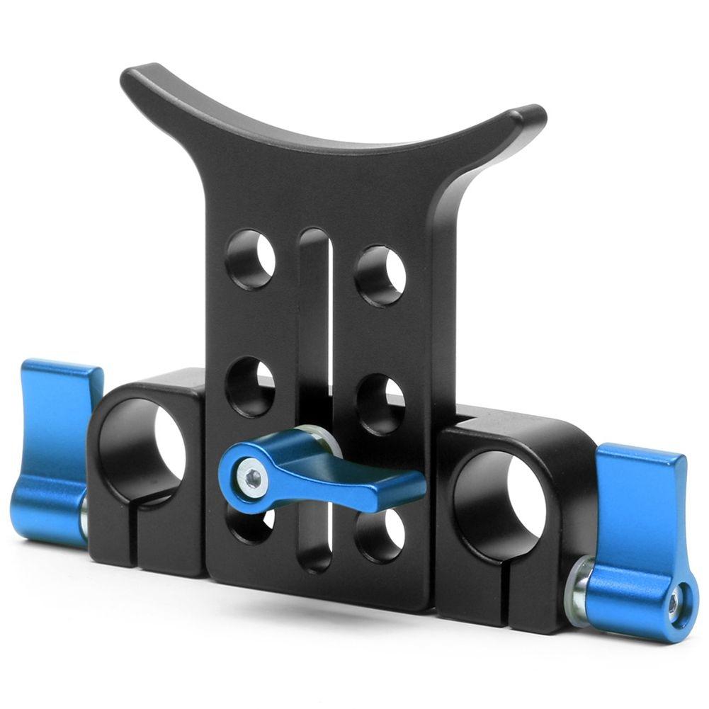 15MM Telephoto Lens Support Bracket Holder Adapter 5D3 5D2 SLR Photo Studio Kit Accessory