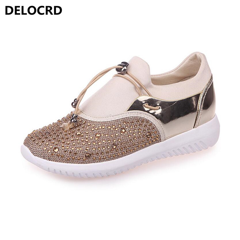 Spring and Autumn Shoes New Single Shoes Muffin Flat Casual Shoes Fight Color British Wind Fashion Breathable Shoes Footwear Hot women s shoes 2017 summer new fashion footwear women s air network flat shoes breathable comfortable casual shoes jdt103