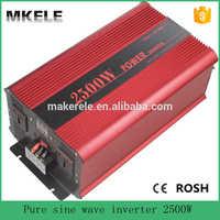 MKP2500 482R высокого качества от Тип сетки солнечный инвертор Чистая Синусоидальная волна инвертор 2500 Вт 48vdc 220vac Одиночная Выходная модель