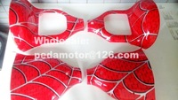 10 Inch SPIDER MAN DIY Smart Self Balancing Scooter Outer Shell Plastic Cover For Bluetooth Side