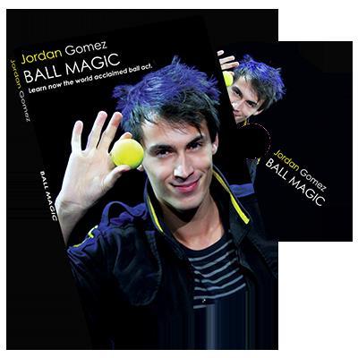 Magie de balle par Jordan Gomez tours de magie