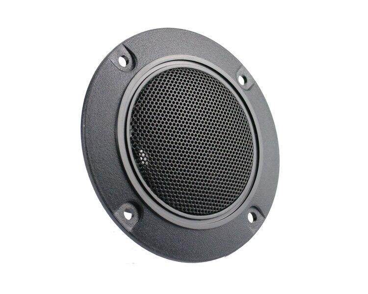 1PC Tweeters 51mm Piezoelectric Ultrasonic Buzzer Round Audio Speaker